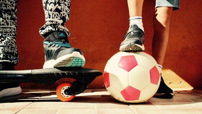 Lo sport, una palestra per la vita