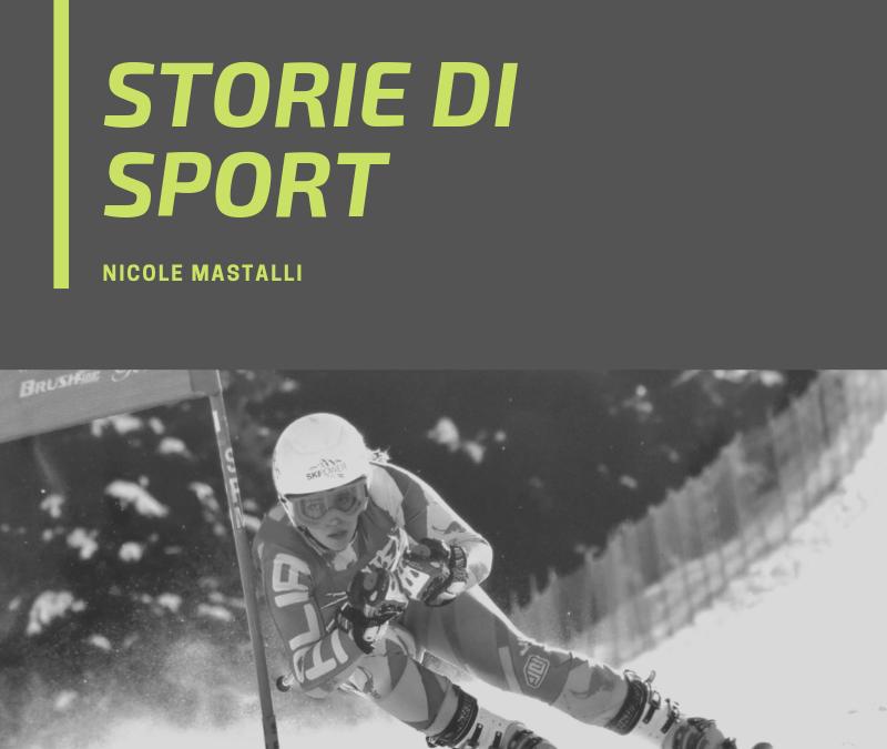 A tu per tu con Nicole Mastalli